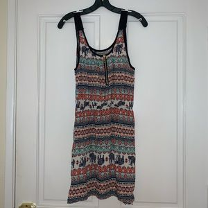 Comfy, cozy, summer dress!